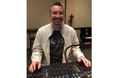Greg Kiner, Sound Coordinator