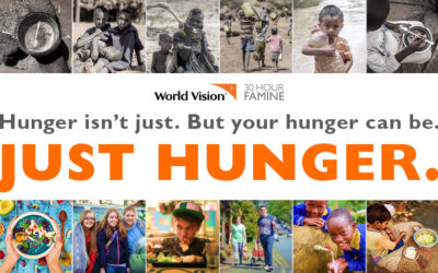 30 Hour Famine Registration
