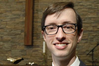 Rev. Brandon Blacksten, Associate Pastor
