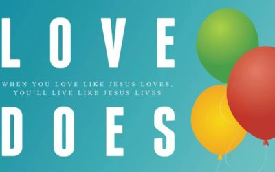 Women's Book Study: Love Does
