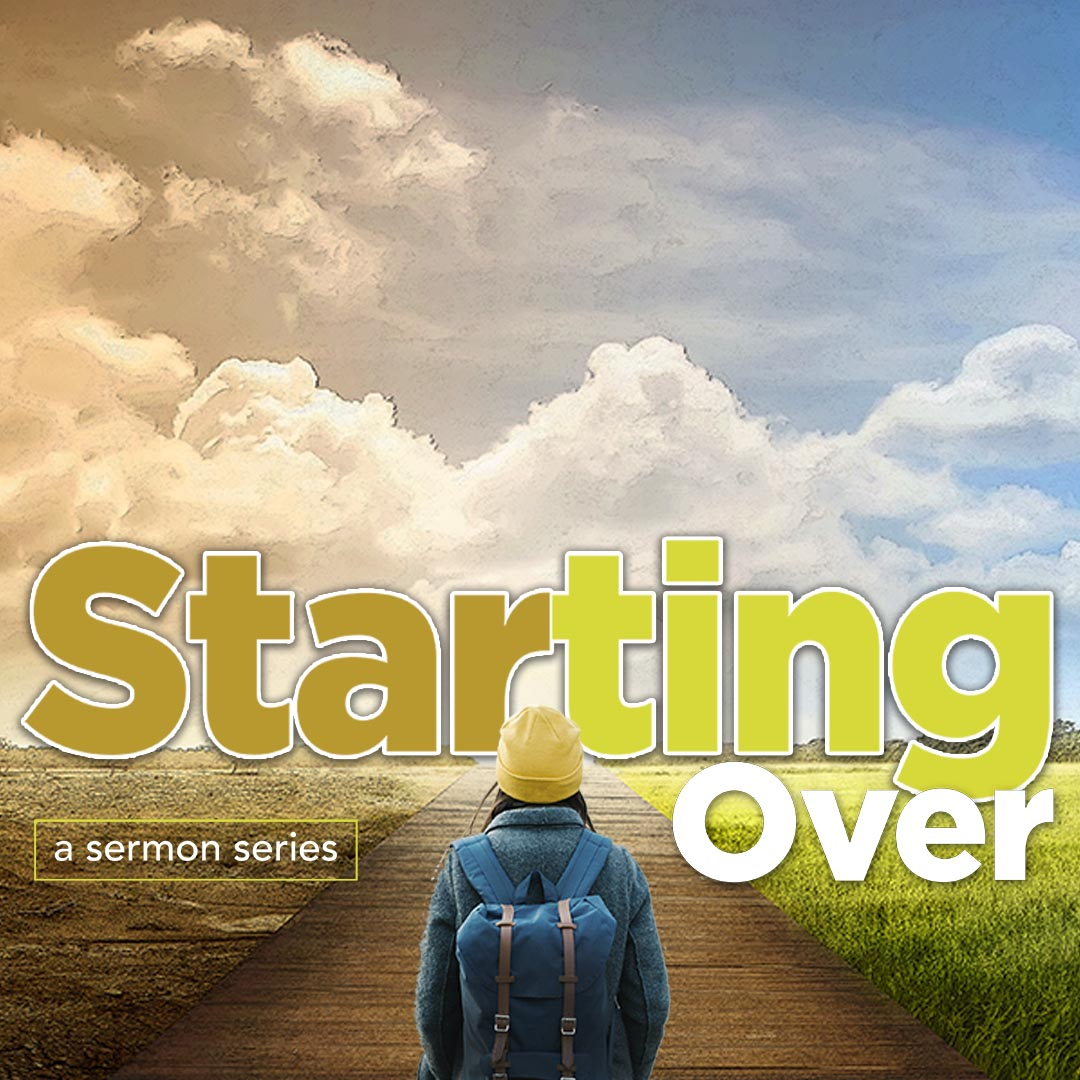 Starting Over is Not Going Back